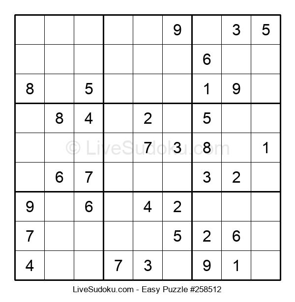 Beginners Puzzle #258512