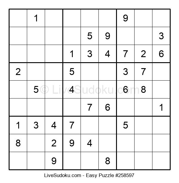 Beginners Puzzle #258597