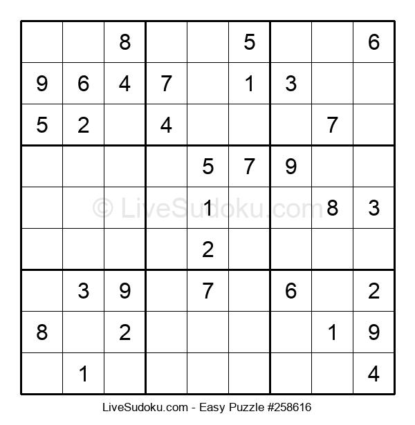 Beginners Puzzle #258616