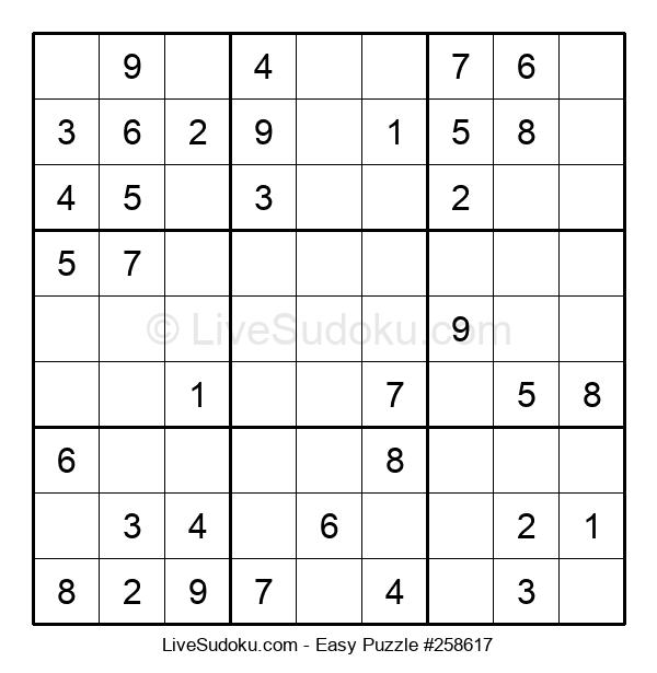 Beginners Puzzle #258617