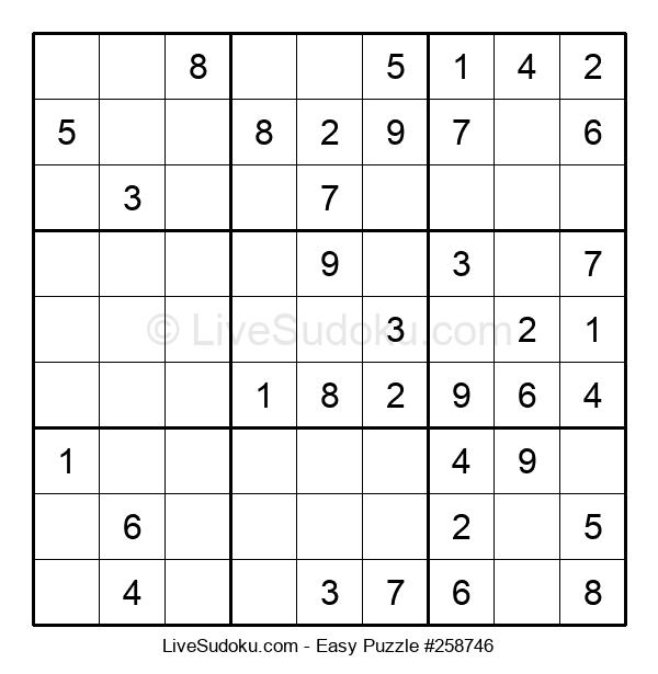 Beginners Puzzle #258746