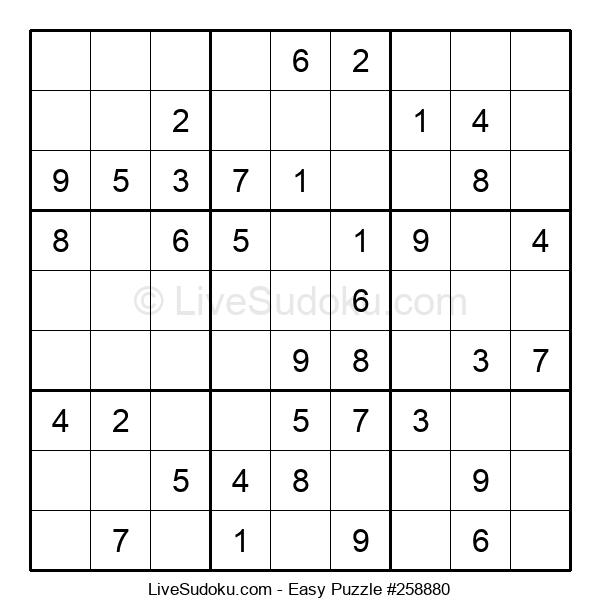 Beginners Puzzle #258880