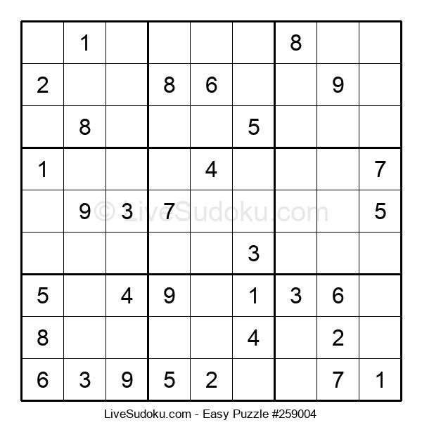 Beginners Puzzle #259004