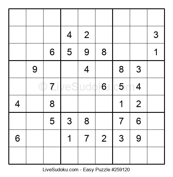 Beginners Puzzle #259120
