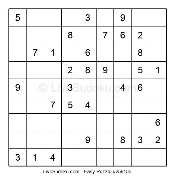 Beginners Puzzle #259155