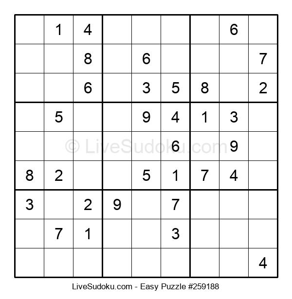 Beginners Puzzle #259188