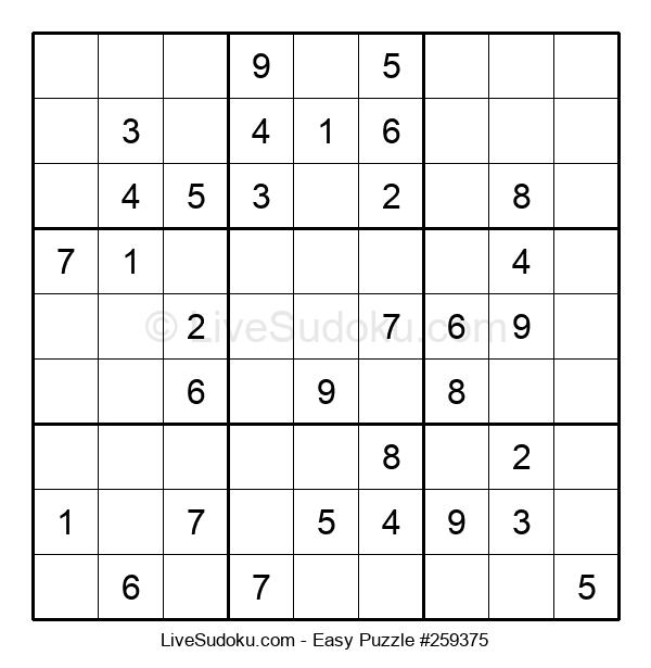 Beginners Puzzle #259375