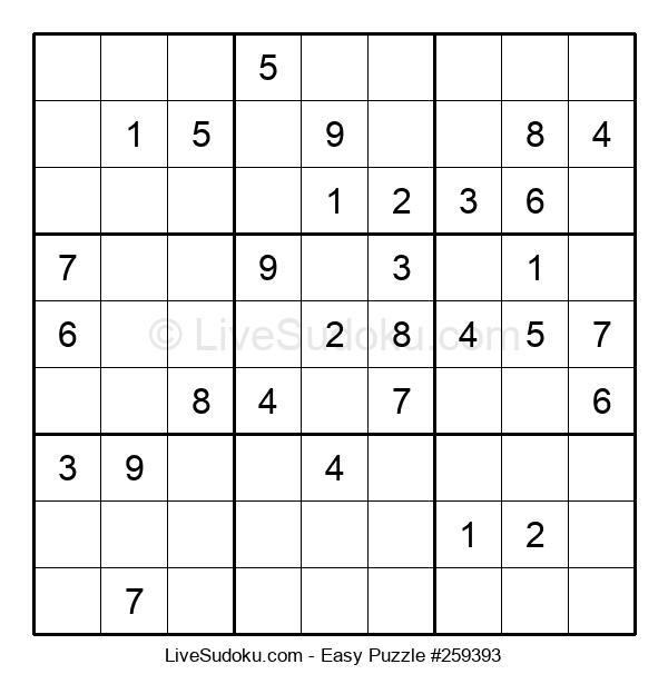 Beginners Puzzle #259393