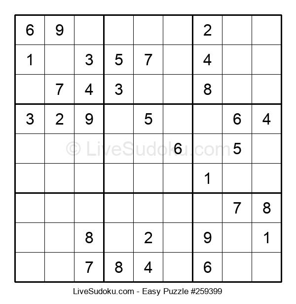 Beginners Puzzle #259399