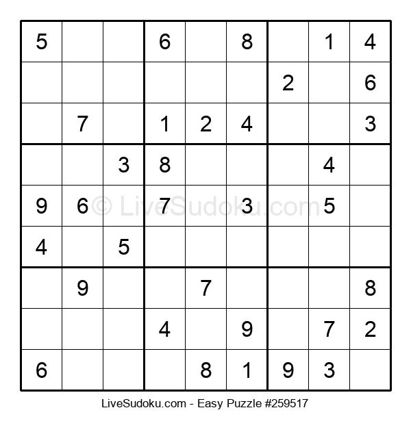 Beginners Puzzle #259517