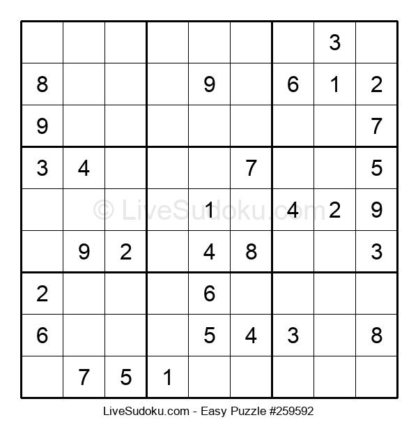 Beginners Puzzle #259592
