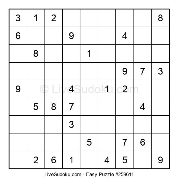 Beginners Puzzle #259611