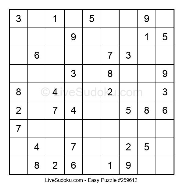 Beginners Puzzle #259612