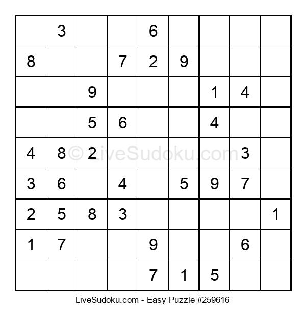 Beginners Puzzle #259616