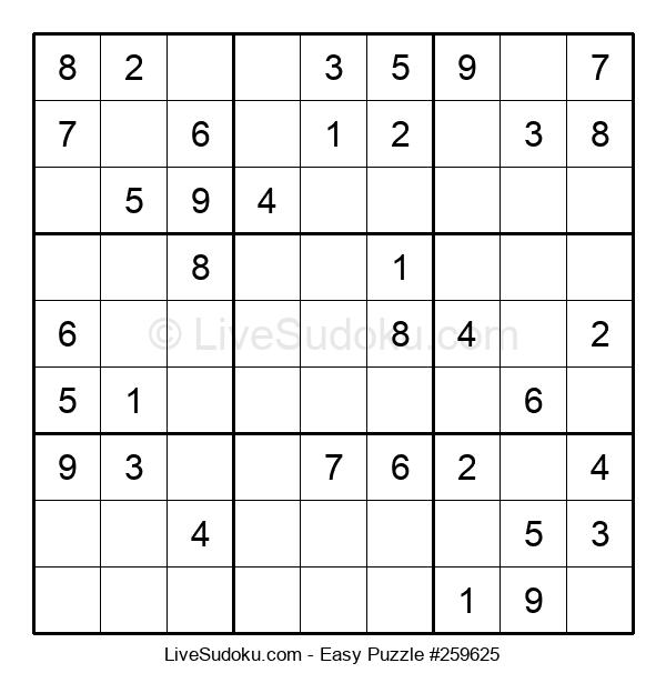Beginners Puzzle #259625