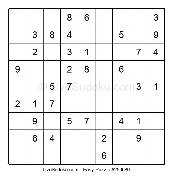 Beginners Puzzle #259680