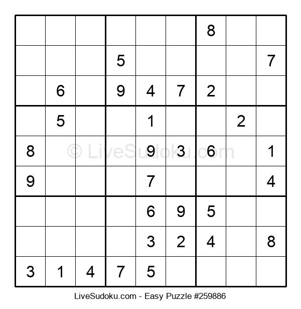 Beginners Puzzle #259886