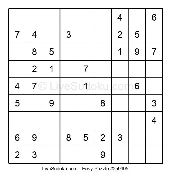 Beginners Puzzle #259995