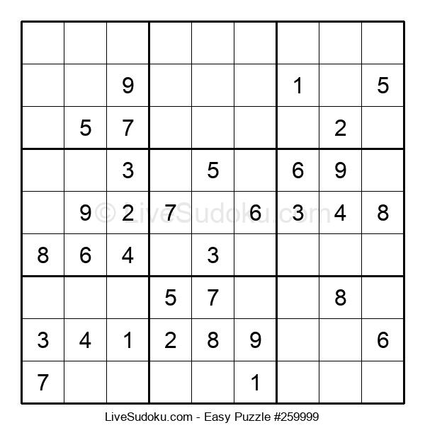 Beginners Puzzle #259999