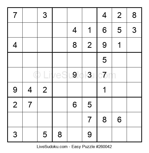 Beginners Puzzle #260042