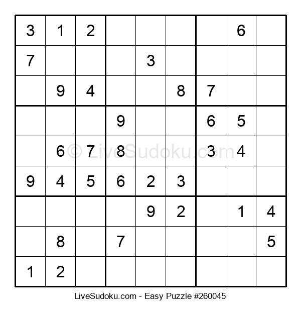 Beginners Puzzle #260045