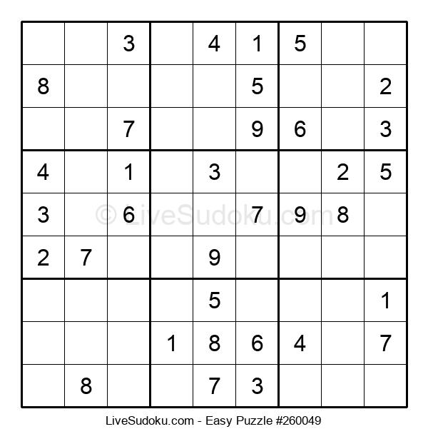 Beginners Puzzle #260049