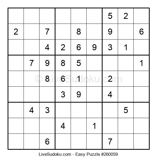Beginners Puzzle #260059