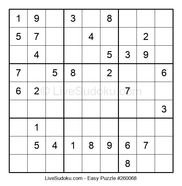 Beginners Puzzle #260068