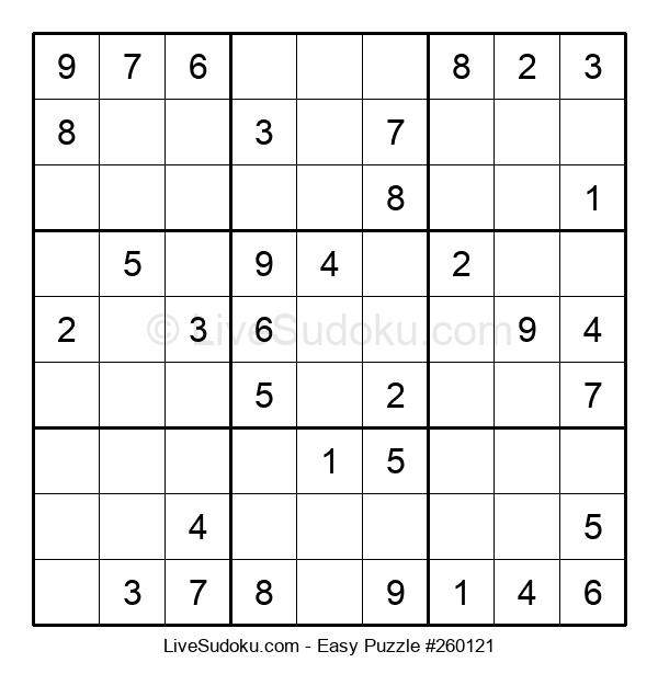 Beginners Puzzle #260121