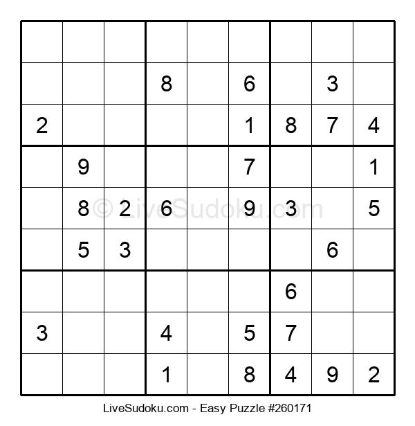 Beginners Puzzle #260171