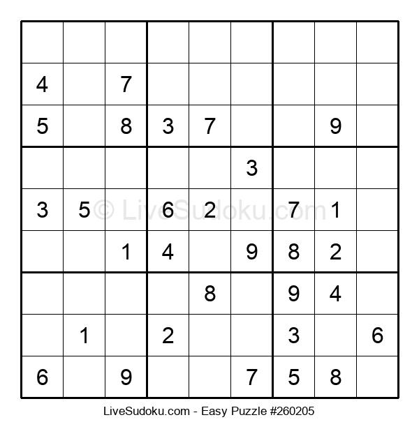 Beginners Puzzle #260205