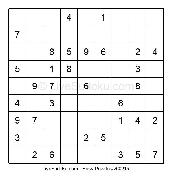 Beginners Puzzle #260215