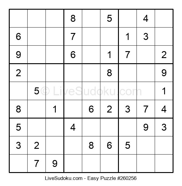 Beginners Puzzle #260256