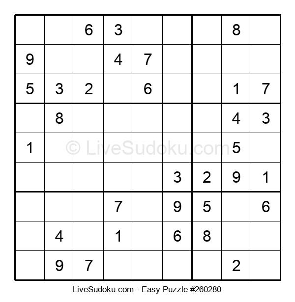 Beginners Puzzle #260280