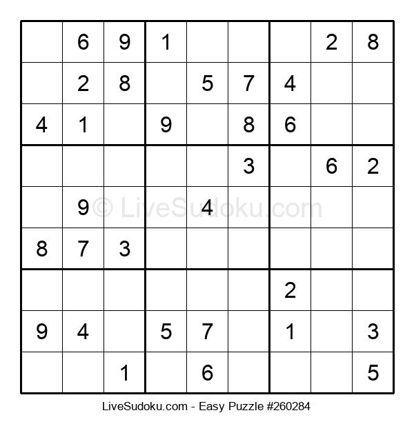 Beginners Puzzle #260284