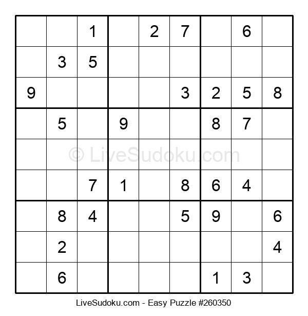 Beginners Puzzle #260350
