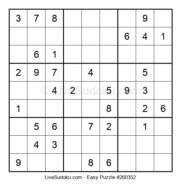 Beginners Puzzle #260352