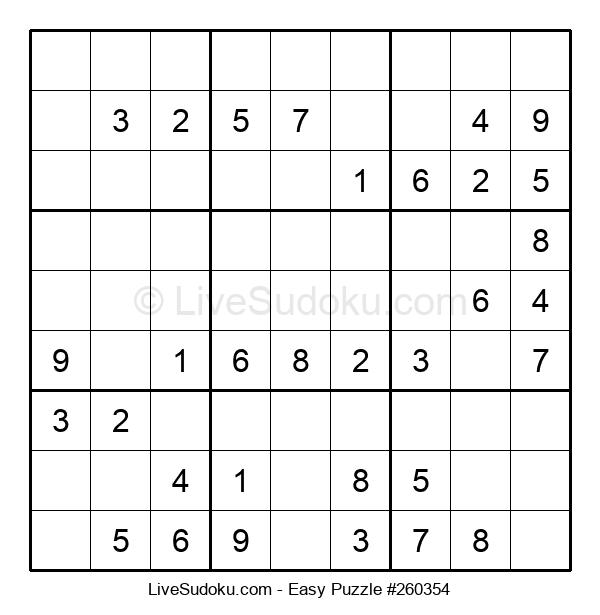 Beginners Puzzle #260354
