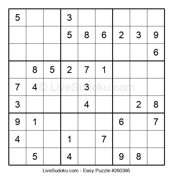 Beginners Puzzle #260366