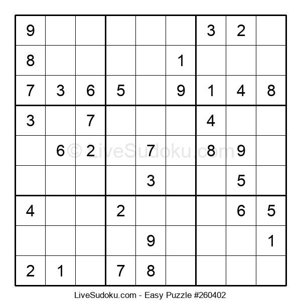 Beginners Puzzle #260402