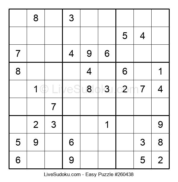Beginners Puzzle #260438