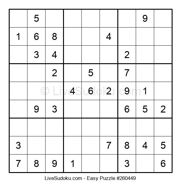 Beginners Puzzle #260449