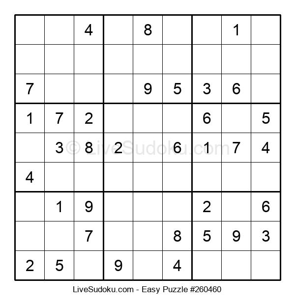 Beginners Puzzle #260460