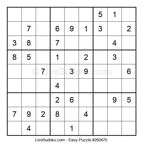 Beginners Puzzle #260470