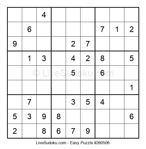 Beginners Puzzle #260506