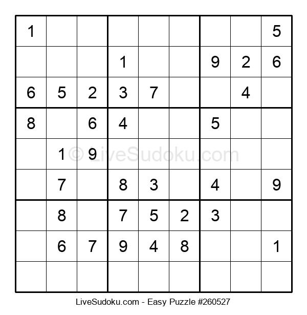Beginners Puzzle #260527