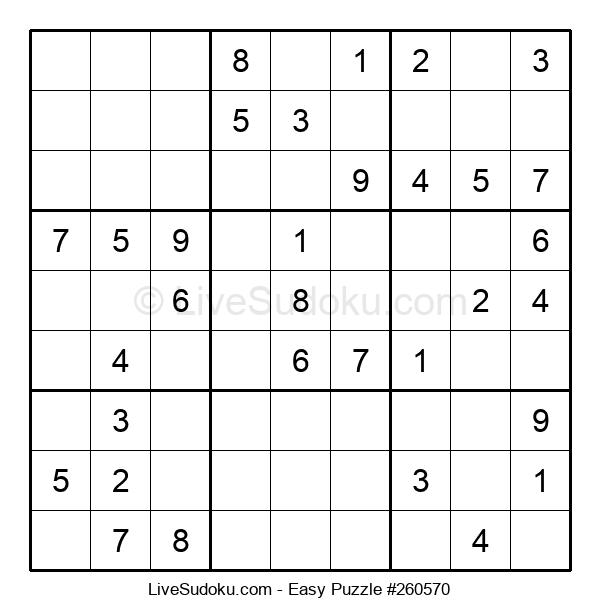 Beginners Puzzle #260570