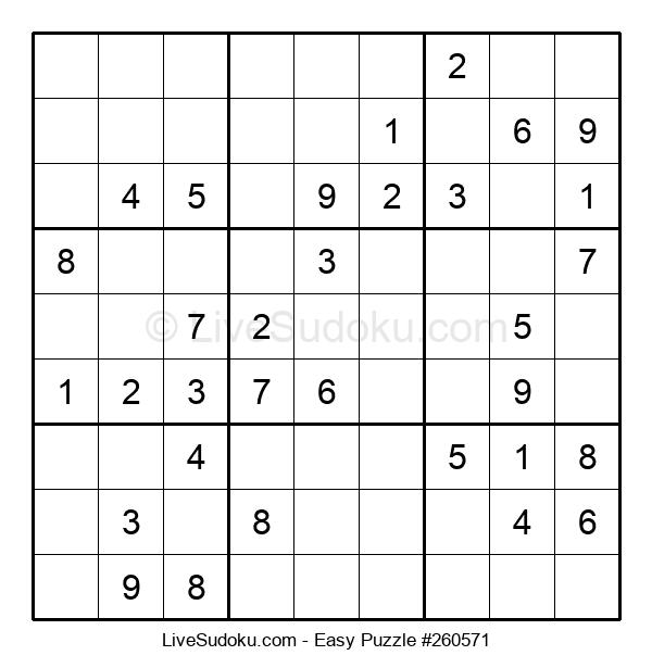 Beginners Puzzle #260571