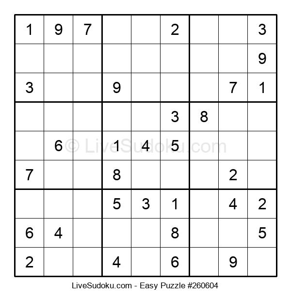 Beginners Puzzle #260604