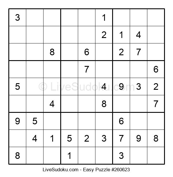 Beginners Puzzle #260623